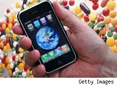 Pharmaceuticals Look Beyond Medications to Smartphone Apps