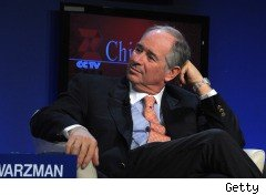 Steven Schwarzman, Blackstone Group