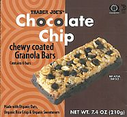 more granola bar recalls from Trader Joe's and others