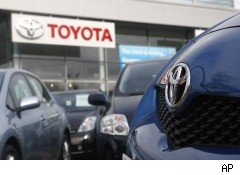 Toyota Accelerates Toward a Market Share Recovery