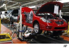 Manufacturing Rebound Continues as ISM Index Rises