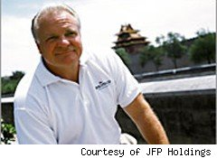 Jack Perkowski of JFP Holdings and author of
