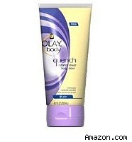 free olay quench body lotion