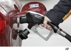 Gas prices rise