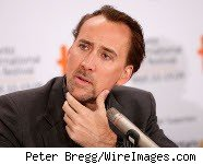 Nicolas Cage got no bids on his LA house