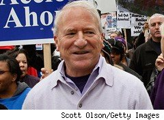 Service Employees International Union, SEIU Head Andy Stern will retire