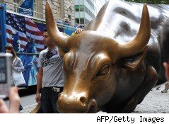 bull market on Wall Street