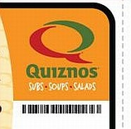 coupon for quiznos free drinks and chips