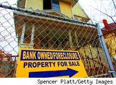 Home Foreclosures Hit Five-Year High in March