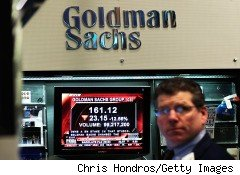 Wall Street powerhouse Goldman Sachs (GS) has long grown accustomed to its role as whipping boy amid growing public outrage at the financial sector.
