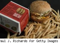 Mcdonalds lovin its old ad campaign