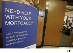 mortgage modification program