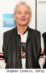 Bill Murray talks personal finance