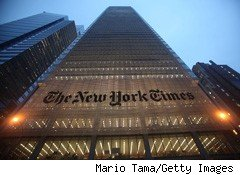 NY Times new partnership