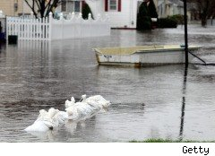 Rhode Island flood