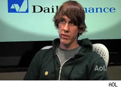 Dennis Crowley, CEO Foursquare