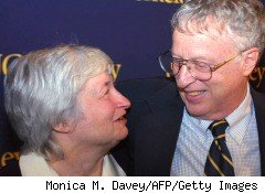 President Obama appointed Janet Yellen, president of the San Francisco Federal Reserve, shown here with her husband, Nobel-Prize-winning economist George A. Akerlof, as Vice Chairman of the Fed