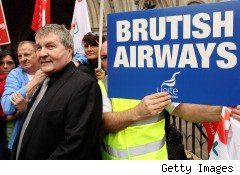 BA faces more strike action
