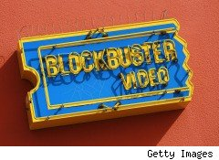 Blockbuster Expects to Be Delisted From NYSE