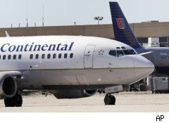 United - Continental Merger