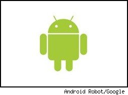 The search giant's Android has passed Apple's iPhone market share in smartphone operating systems.