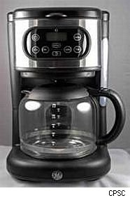 ge coffee maker recall at walmart can start fires aol finance rh aol com Operators Manual Instruction Manual Book