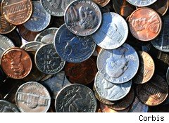 Coinstar coin deal with Amazon MP3s