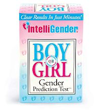 IntelliGender Gender Prediction Test as accurate as a coin