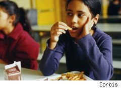 government report targest childhood obesity
