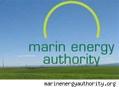 Marin Energy Authority