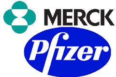 Pfizer and Merck Earnings Send Stocks Climbing