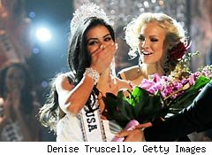 Miss USA Crowned last night