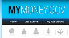 One-stop site for government personal finance information