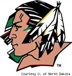 Fighting Sioux mascot retired