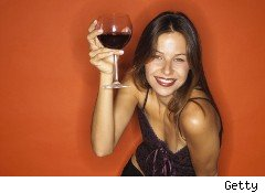 GlaxoSmithKline hopes a substance in red wine could have anti-aging properties.