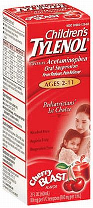 recall of tylenol, motrin, benadryl, zyrtec causing problems for parents