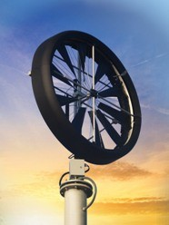 Honeywell Wind Turbine by Windtronics