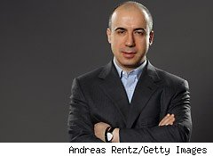 Yuri Milner Digital Sky CEO