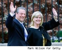 An inconvenient divorce: How will this affect Al and Tipper Gore's finances?