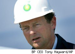 Could the U.S. confiscate BP's U.S. assets?