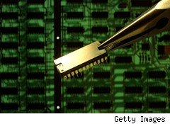 Semiconductor Sales Jumped More Than 50% in First Half of 2010