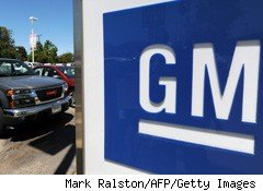 GM General Motors IPO