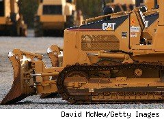 major players in the heavy industry segment like Caterpillar offer pockets of strength