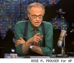 Post-CNN career advice for Larry King