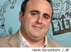 MySpace co-President Jason Hirschhorn