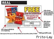 fake Doritos coupon