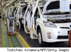 Toyota Hopes to Restart Chinese Factory on Monday