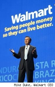 Walmart's shareholder meeting