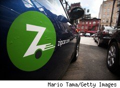 Zipcar Faces Bumpy Road After IPO