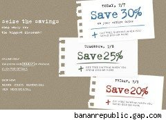 Banana Republic coupons